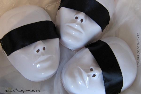 Как сделать маски для мафии своими руками